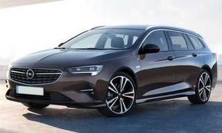 Opel Nuova Insignia Sports Tourer 2.0 Turbo Business Elegance 200cv AT9