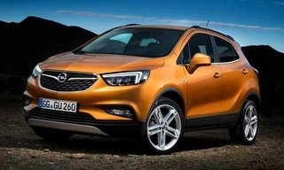 Opel Nuovo Mokka X 1.4 Turbo Ecotec Innovation 120cv S&S M6