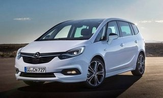 Opel Nuova Zafira 2.0 CDTI 170cv Innovation AT6