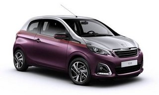 Peugeot 108 Collection VTi 72cv