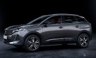 Peugeot 3008 PureTech Turbo 180 EAT8 S&S Allure