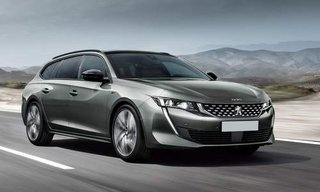 Peugeot Nuova 508 SW BlueHDi 130 Business S/S