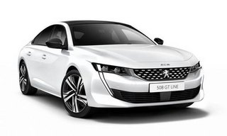 Peugeot Nuova 508 BlueHDi 130 Active S/S EAT8