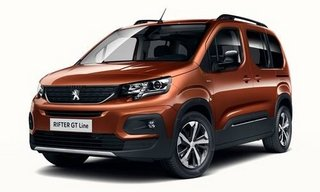 Peugeot Nuovo Rifter Standard 1.2 Puretech 130 S&S EAT8 Active Std