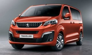 Peugeot Traveller BlueHDi 120 S&S Business Long aut.