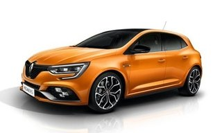 Renault Nuova Mégane RS 1.8 TCE 221KW RS TROPHY EDC