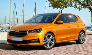 Skoda Fabia 1.0 MPI 60cv TWIN COLOR ARGENTO