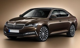Skoda Superb 2.0 TDI EVO 110KW EXECUTIVE