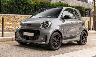 smart EQ fortwo EQ 60kW british green (4.6kW)