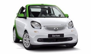 smart Fortwo Cabrio 90 0.9 66kW TURBO suitgrey grey twinamic