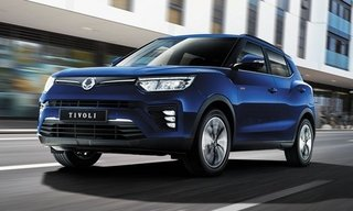 SsangYong Tivoli 1.6 I Lov It