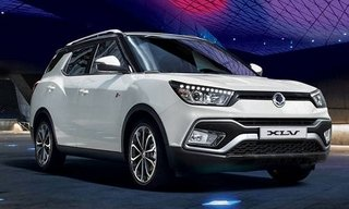 SsangYong XLV 1.6 XDI Dream