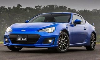 Subaru BRZ 2.0 Ultimate Edition