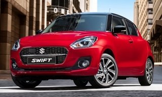 Suzuki Nuova Swift Hybrid