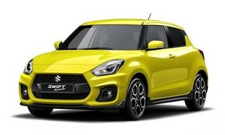 Suzuki Nuova Swift Sport