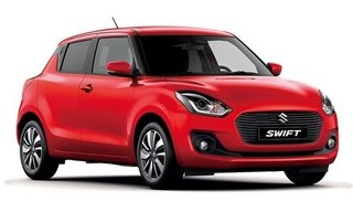 Suzuki Nuova Swift 1.2 Hybrid Top 2WD