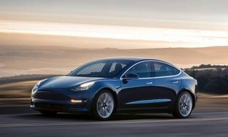 Tesla Model 3 75 kWh Long Range Dual Motor AWD