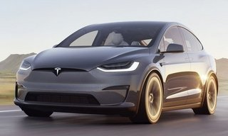 Tesla Model X 100 kWh Performance Dual Motor 4WD aut