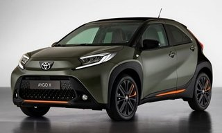 Toyota Aygo Connect 1.0 VVT-i x-cite