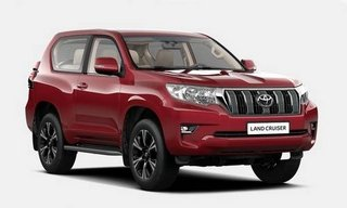 Toyota Land Cruiser 3 porte 2.8 D4-D Active+