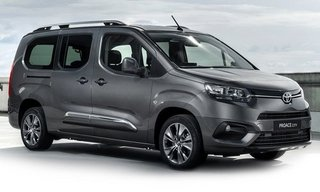 Toyota Nuovo Proace City Verso 1.2P 110cv S&S MT L1 D Executive