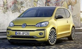 Volkswagen up! 1.0 44kW take up! BMT