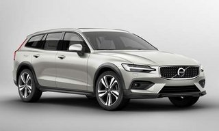 Volvo Nuova V60 Cross Country D4 AWD Geartr. Cross Country Business Plus