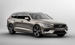Volvo V60 B4 autom. Inscription