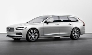 Volvo V90 B4 D AWD automatico Inscription
