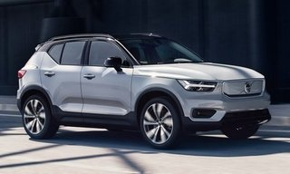 Volvo XC40 Recharge T5 Plug-in Hybrid Recharge Inscription Expr MY21