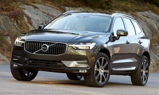 Volvo XC60 T6 Plug-in AWD G. Recharge Inscription MY21