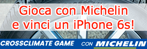 Gioca con Michelin e vinci un iPhone 6s!