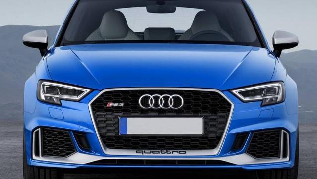 Audi RS3 Sportback: listino prezzi 2019, consumi e