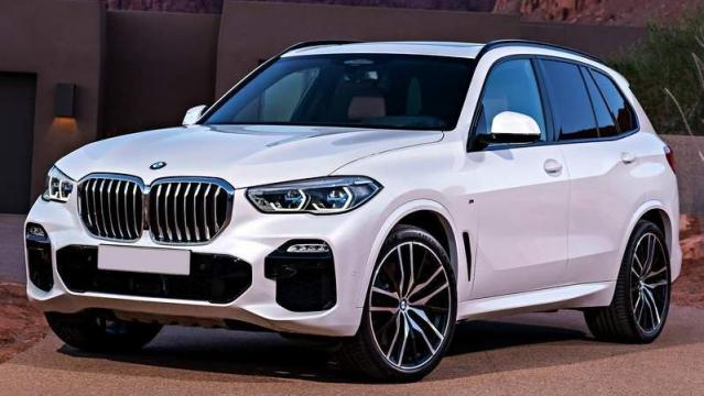 bmw x5 listino prezzi 2018 consumi e dimensioni patentati. Black Bedroom Furniture Sets. Home Design Ideas