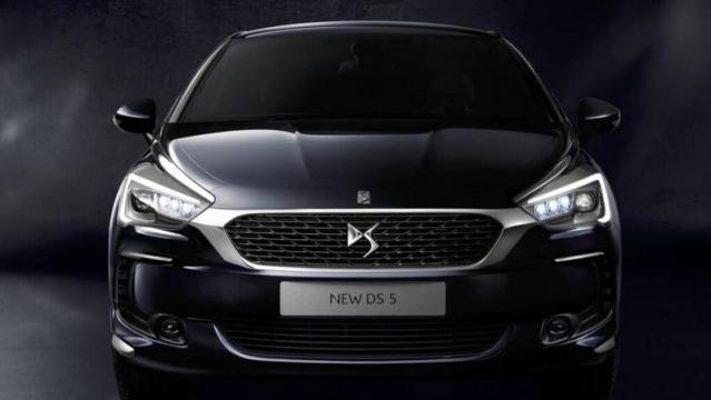 DS DS 5 frontale