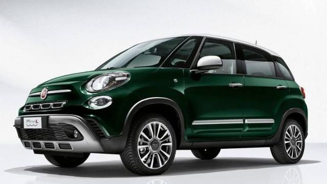 Fiat Nuova 500l Cross Listino Prezzi 2019 Consumi E Dimensioni