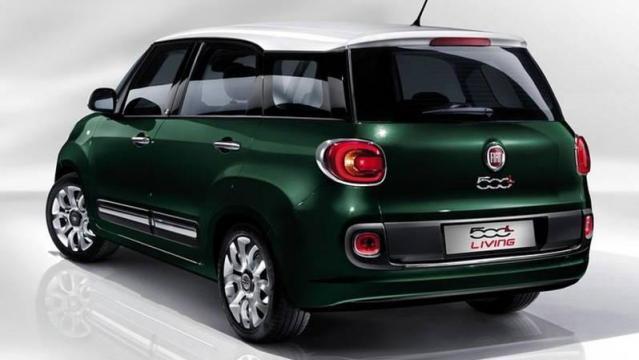Fiat 500l Living Listino Prezzi 2019 Consumi E Dimensioni Patentati