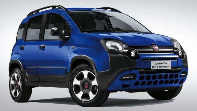 fiat panda city cross listino prezzi 2018 consumi e dimensioni patentati. Black Bedroom Furniture Sets. Home Design Ideas