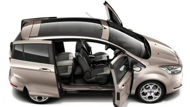 Ford B-Max: listino prezzi 2018, consumi e dimensioni ...
