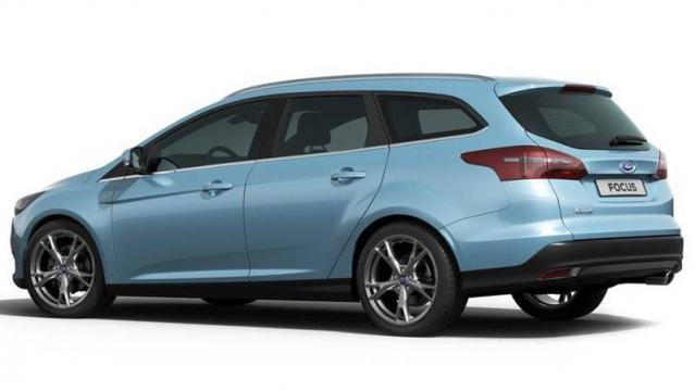 Ford Focus Station Wagon 1
