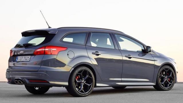 ford focus st wagon  listino prezzi 2018  consumi e