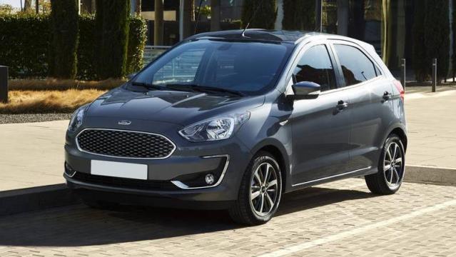 Ford Fiesta Hatchback >> Ford Ka+: listino prezzi 2019, consumi e dimensioni ...