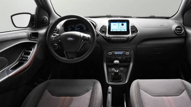 Ford Ka Active interni