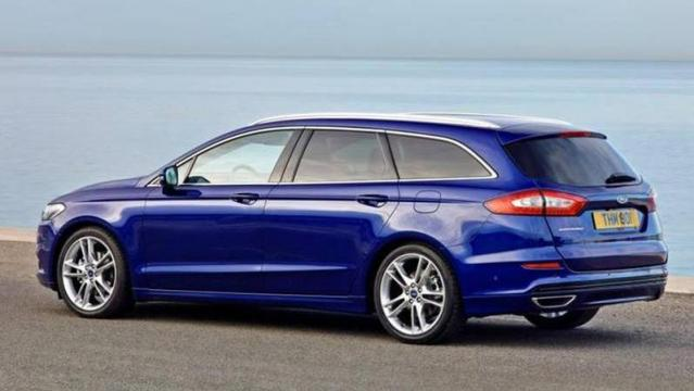 Ford Mondeo Wagon 4