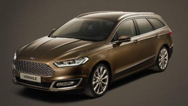 Ford Mondeo Wagon 7