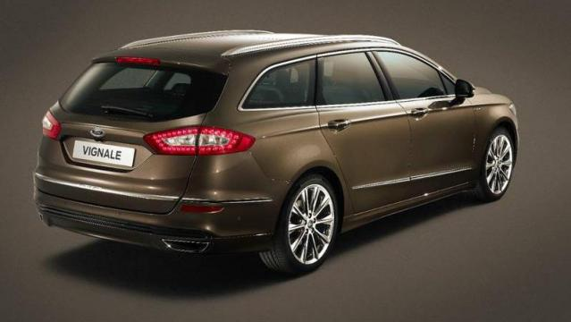 Ford Mondeo Wagon 8