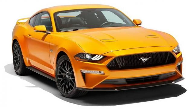 Ford Mustang 2018 foto