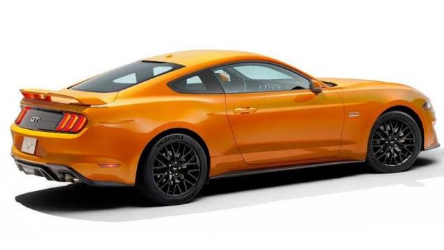 Ford Mustang 2018 immagine