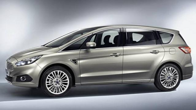 ford s max listino prezzi 2019 consumi e dimensioni. Black Bedroom Furniture Sets. Home Design Ideas