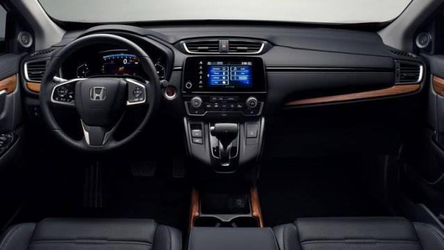 Honda CR-V 2018 interni